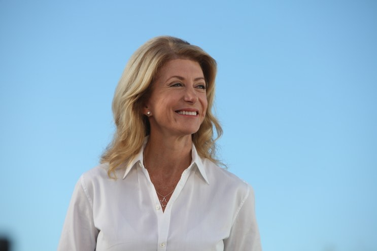 Girl Talk: Wendy Davis on Shaking Off Haters and Making a Difference